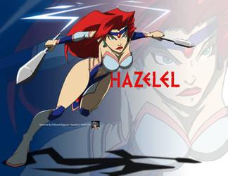 HAZELEL colored by edwardrigaud