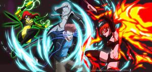 Killer Sting Belaxia Reynolds n Firegirl by edwardrigaud
