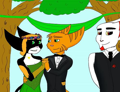 Kadens wedding by KiwiLombax15
