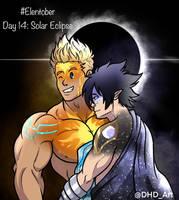 Solar Eclipse Miritama