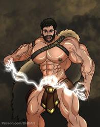 Zack Snyder's Zues