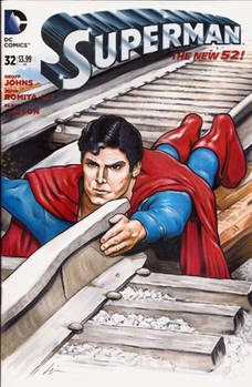 Super Train Christopher Reeve