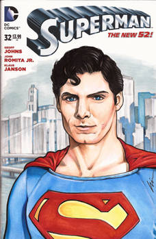 Christopher Reeve Supes