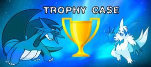 Commission - Trophy Case Banner