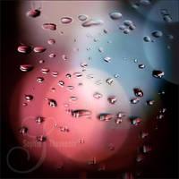 magenta rain II by prismes