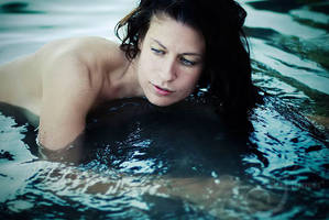 mermaid by prismes