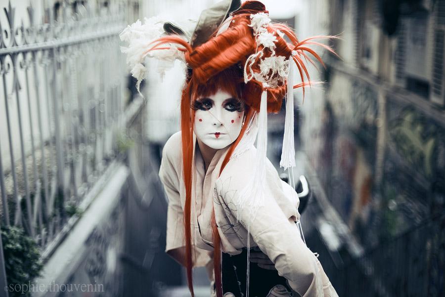 geisha by prismes
