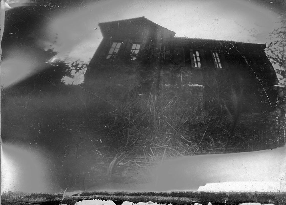The Same Old House In Sozopol (Pinhole) by Veniamin
