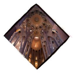 Sagrada Familia Interior I