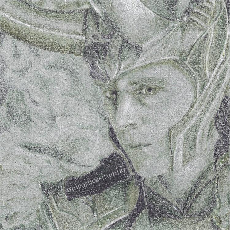 Loki by CookieCakePotatoShoe