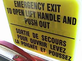 Emergency exit. by AppleSkins