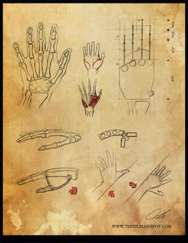 Study: The hand by Shockowaffel