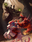 Heroes of the storm: 2015 Fanart contest