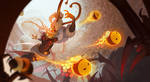 Riot Polycount 2017: Queen Bee Syndra