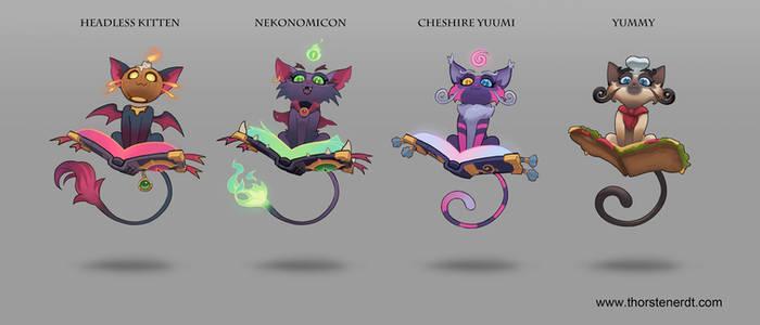 League of Legends: skin ideas for Yuumi