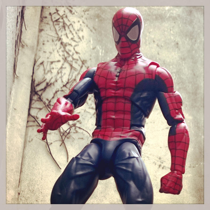 Marvel Legends Spider-Man by fumpenfoto