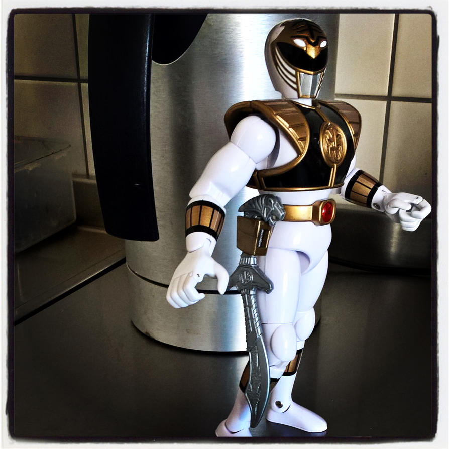 White Ranger by fumpenfoto