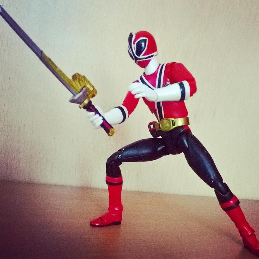 Shinken Red by fumpenfoto