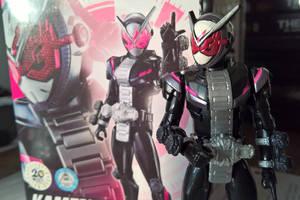Rider Kick's Figure: Kamen Rider Zi-O