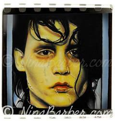Edward Scissorhands - JD by Nin44
