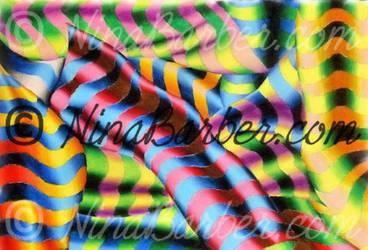 Oil Pastel by Nin44
