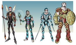 Knights of Tarot