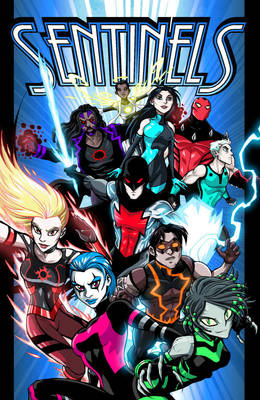 Rebuild of Sentinels -Teamshot