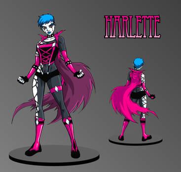 Harlette model