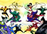 DC Super Villains: VS