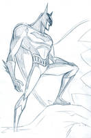 Beware the Batman Sketch