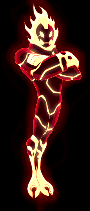 Heatblast! by LucianoVecchio