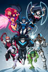 New Titans - Before New 52