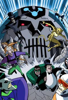 Batman Undercover - Interior