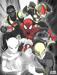 1Ultimate Spider-Man and Friends