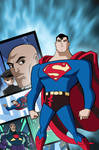 SUPERMAN: The Real Man Of Steel