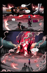 Sentinels 2 - Page 1 by LucianoVecchio