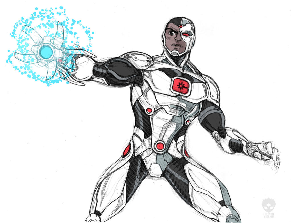 Cyborg N5220 By LucianoVecchio On DeviantArt