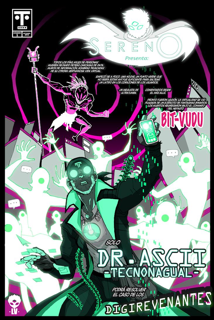 Dr ASCII - TECNONAGUAL by LucianoVecchio