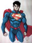 Superman Commission - Color