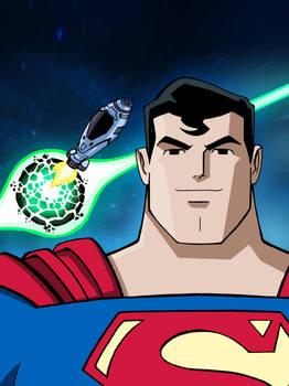 Superman: An Origin Story - Cover