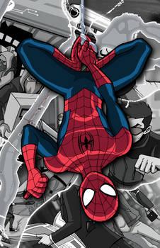 Marvel Infinite Comics: Ultimate Spider-Man 14
