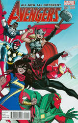 All-New All-Different Avengers 1