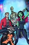 Guardians Of The Galaxy Infinite Comics