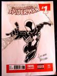 SPIDER-MAN Convention sketch