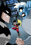 Batman and Robin: Two-Face Face-Off Interior 1