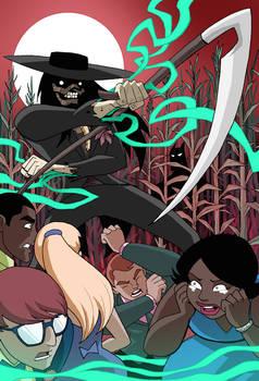 Batman and Robin: Scarecrow's Nightmare Maze Int 4