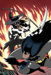 Batman and Robin: Scarecrow's Nightmare Maze Int 5