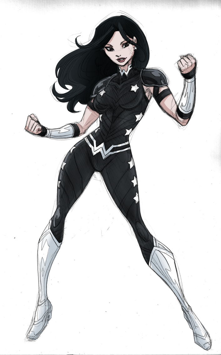 Donna Troy Rebirth by LucianoVecchio on DeviantArt