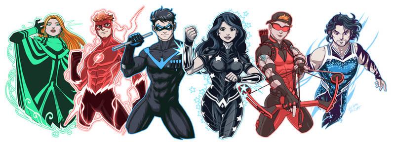 The Titans Rebirth
