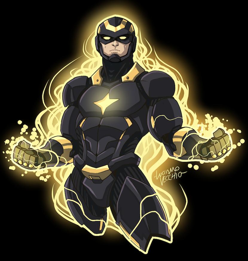Titan - Commission